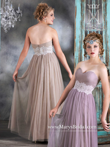 M1460 Bridesmaids                                      dress by Mary's Bridal: Amalia Bridesmaids