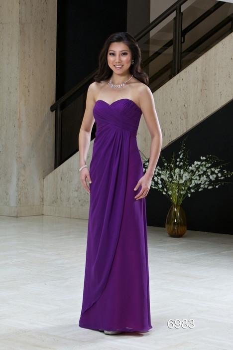 6983 Bridesmaids                                      dress by Romantic Bridals : Bridesmaids