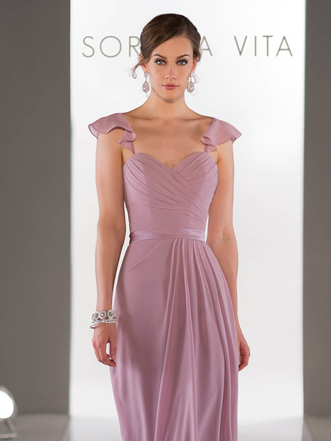 8446 Bridesmaids dress by Sorella Vita