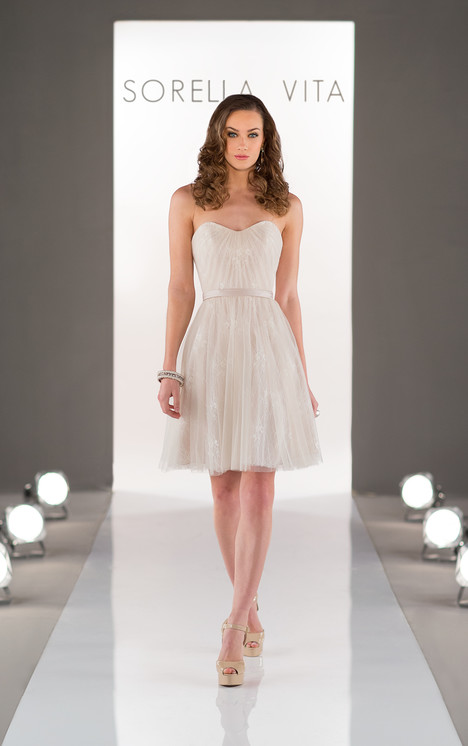 8500 Bridesmaids                                      dress by Sorella Vita