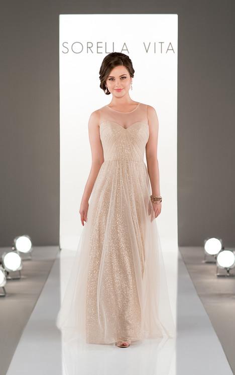 8689 Bridesmaids                                      dress by Sorella Vita