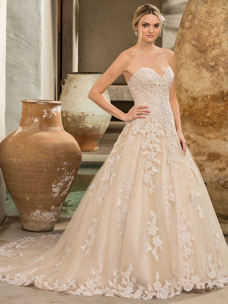 Amber (2289) Wedding dress by Casablanca Bridal