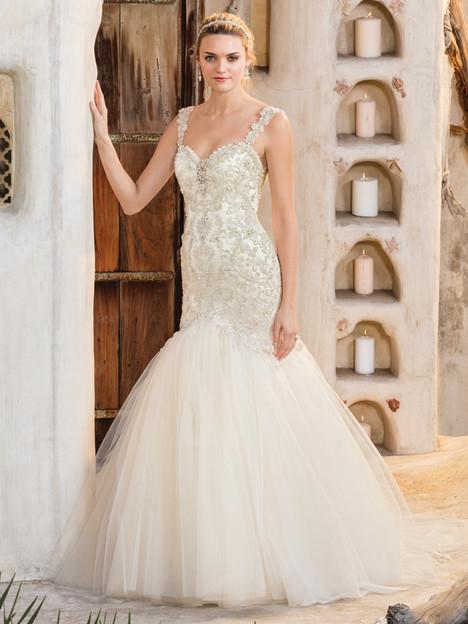Cora (2307) Wedding                                          dress by Casablanca Bridal