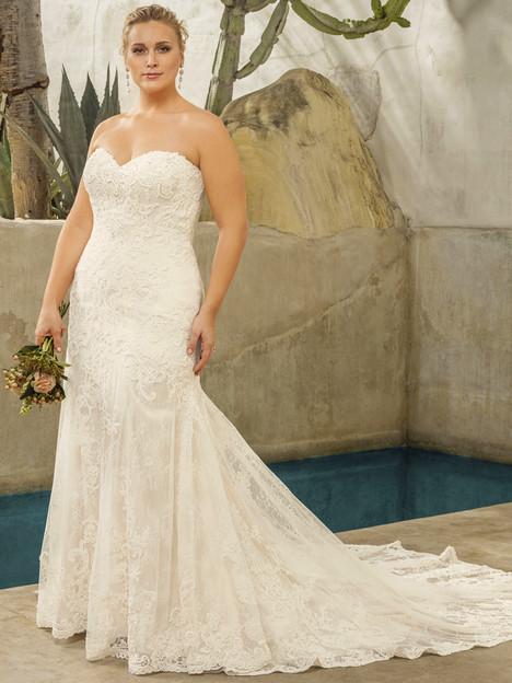 Avery (2294) (Classic Fit) Wedding                                          dress by Casablanca Bridal