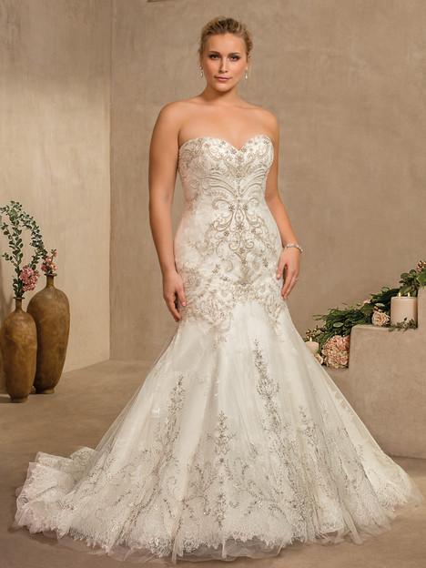 Cambria (2304) (Classic Fit) Wedding                                          dress by Casablanca Bridal