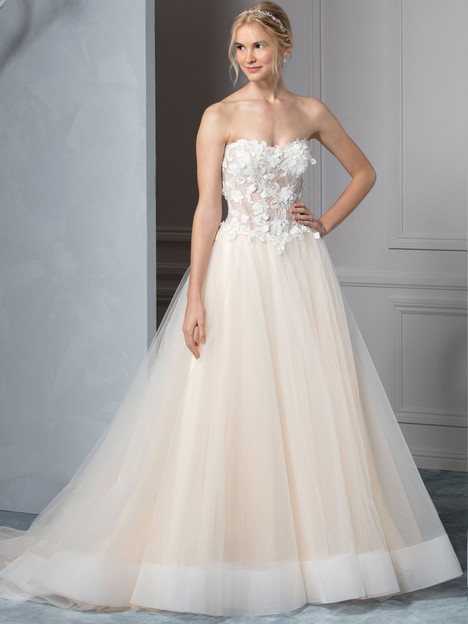 Azure (BL233) Wedding                                          dress by Beloved By Casablanca