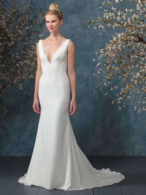 Indigo (BL236) Wedding                                          dress by Beloved By Casablanca