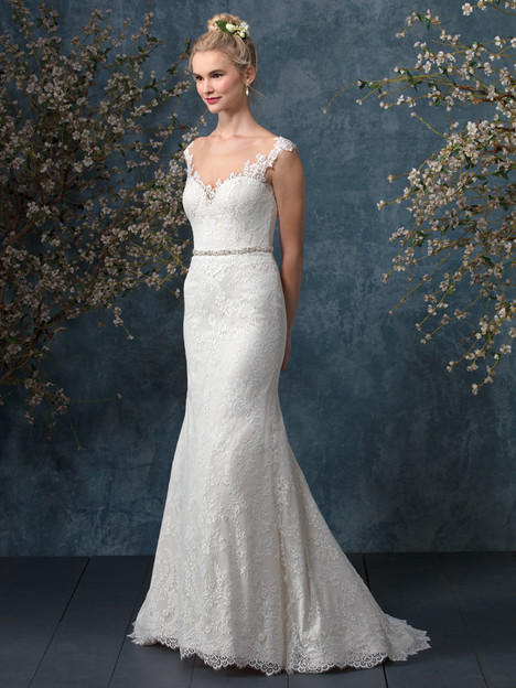 Cobalt (BL242) Wedding                                          dress by Beloved By Casablanca
