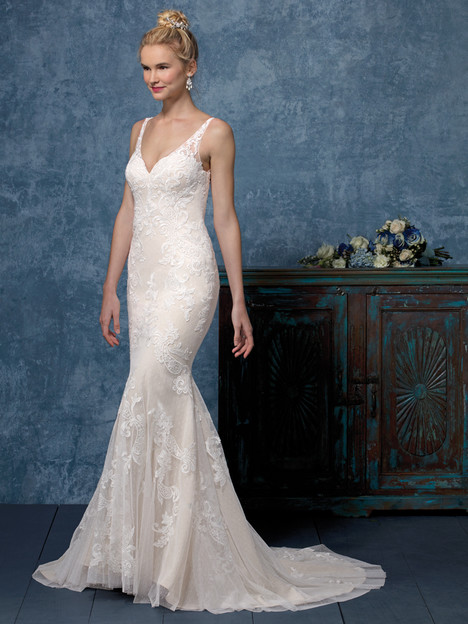 Midnight (BL245) Wedding                                          dress by Beloved By Casablanca
