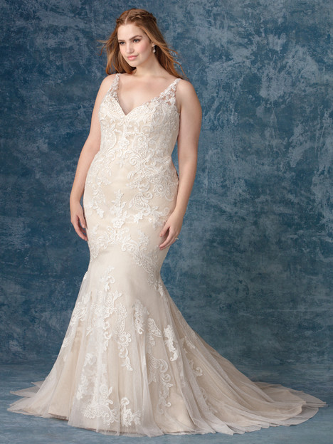 Midnight (BL245) (Classic Fit) Wedding                                          dress by Beloved By Casablanca
