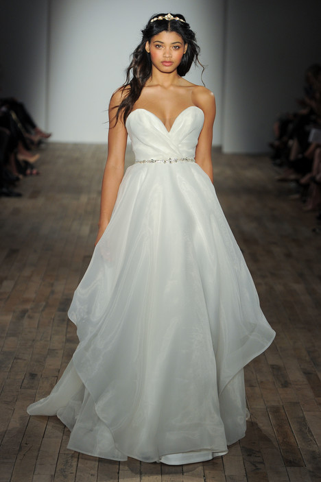 Kingston (1752) Wedding                                          dress by Blush by Hayley Paige