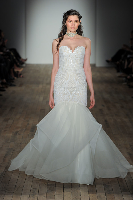 Reece (1757) Wedding                                          dress by Blush by Hayley Paige