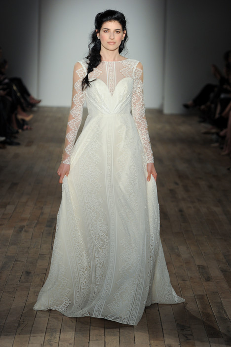 Bandit (1758) Wedding                                          dress by Blush by Hayley Paige