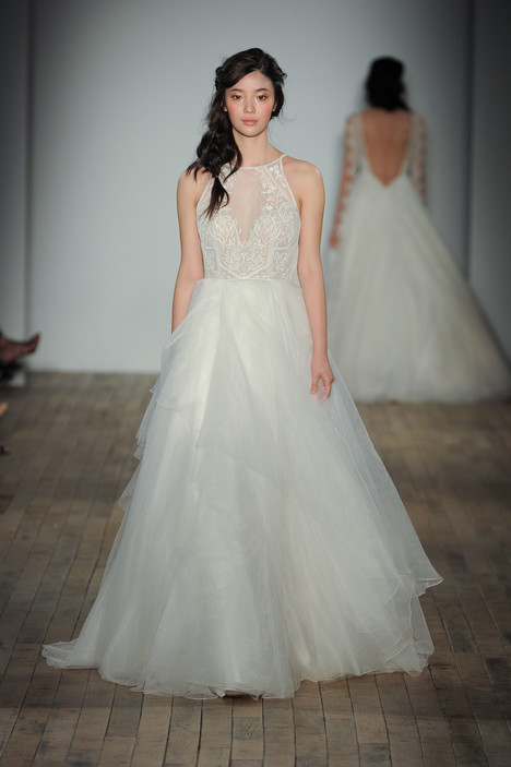 Smith (1759) Wedding                                          dress by Blush by Hayley Paige