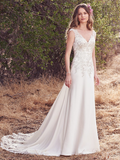 Estelle gown from the 2017 Maggie Sottero collection, as seen on dressfinder.ca