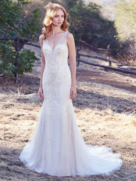 Kyra gown from the 2017 Maggie Sottero collection, as seen on dressfinder.ca
