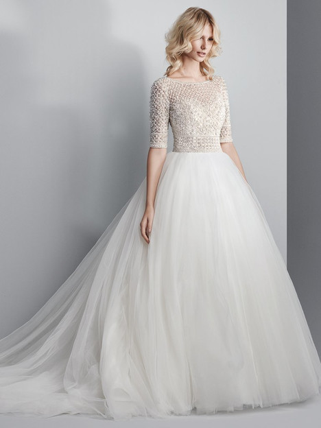 Allen (7SS611) Wedding                                          dress by Sottero and Midgley