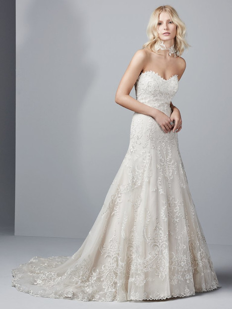 Bennett (7SC601) Wedding                                          dress by Sottero & Midgley