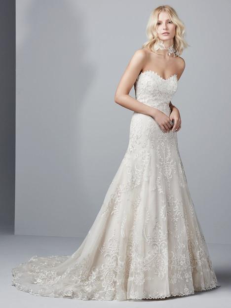 Bennett (7SC601) Wedding                                          dress by Sottero and Midgley