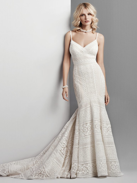 Cooper (7SS605) Wedding                                          dress by Sottero and Midgley