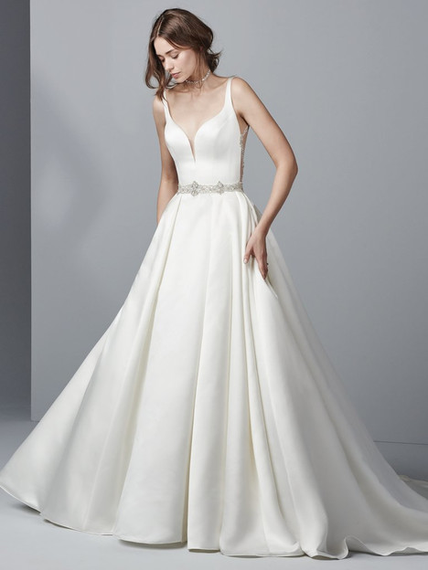 Gavin (7SC949) Wedding                                          dress by Sottero and Midgley