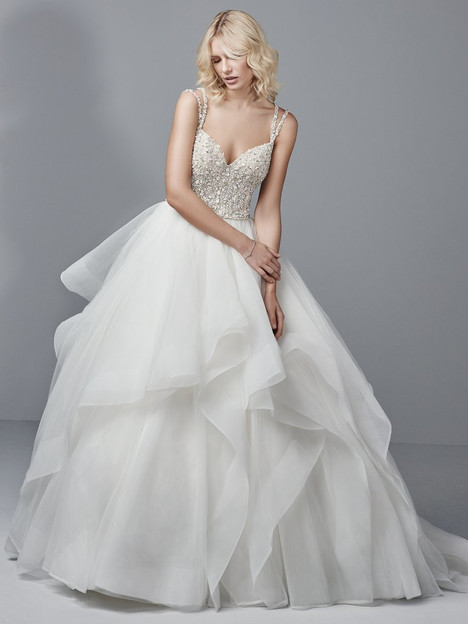 Micah Wedding                                          dress by Sottero and Midgley