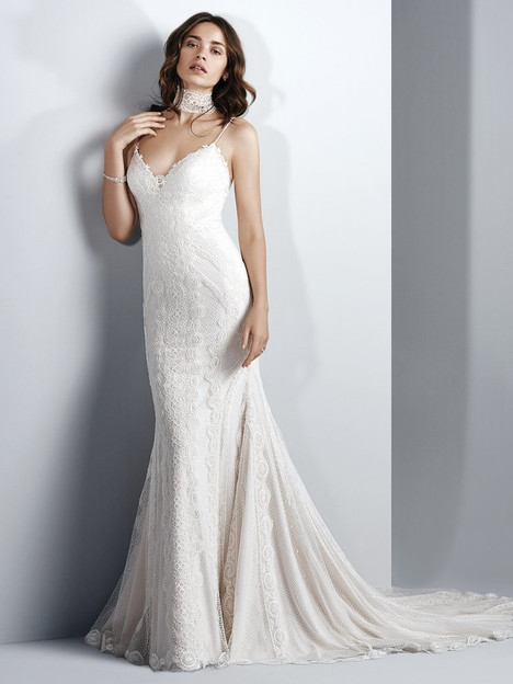 Narissa Wedding                                          dress by Sottero and Midgley