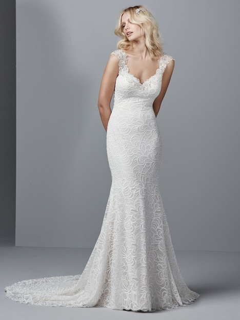 Tasha (7SW958) Wedding                                          dress by Sottero & Midgley