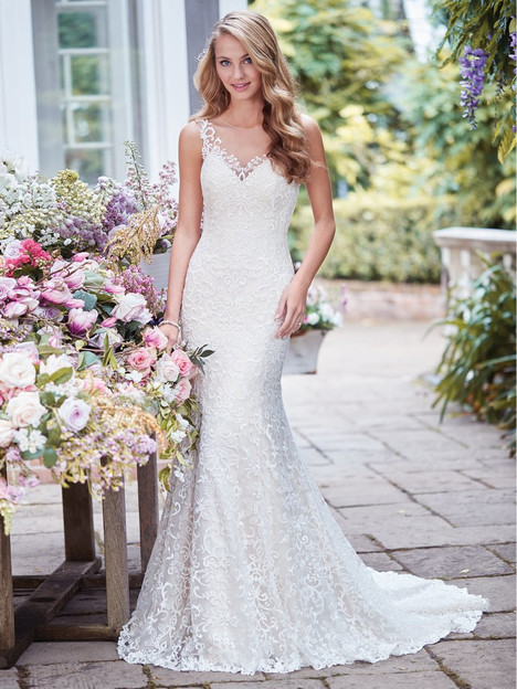 Adrian (7RC882) (2) Wedding                                          dress by Rebecca Ingram