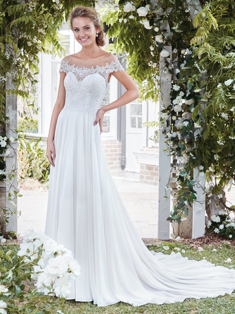Beatrice (7RC890) Wedding                                          dress by Rebecca Ingram