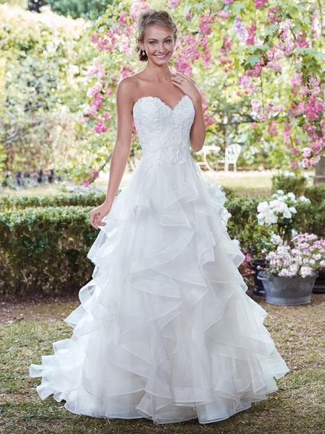 Grace (7RC897) Wedding                                          dress by Rebecca Ingram