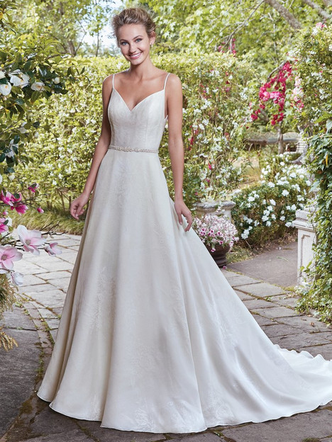 Isolde gown from the 2017 Rebecca Ingram collection, as seen on dressfinder.ca