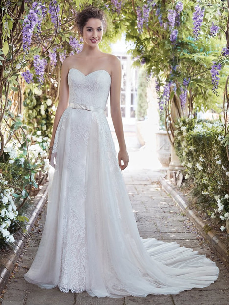 Octavia (7RC907) (2) Wedding                                          dress by Rebecca Ingram