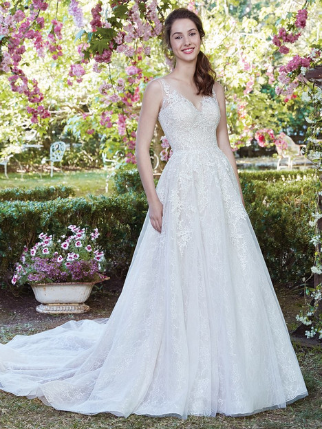 Ruth Wedding                                          dress by Rebecca Ingram