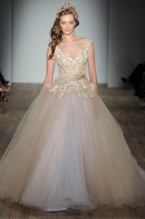 3750 Wedding                                          dress by Lazaro