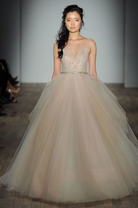 3751 Wedding                                          dress by Lazaro