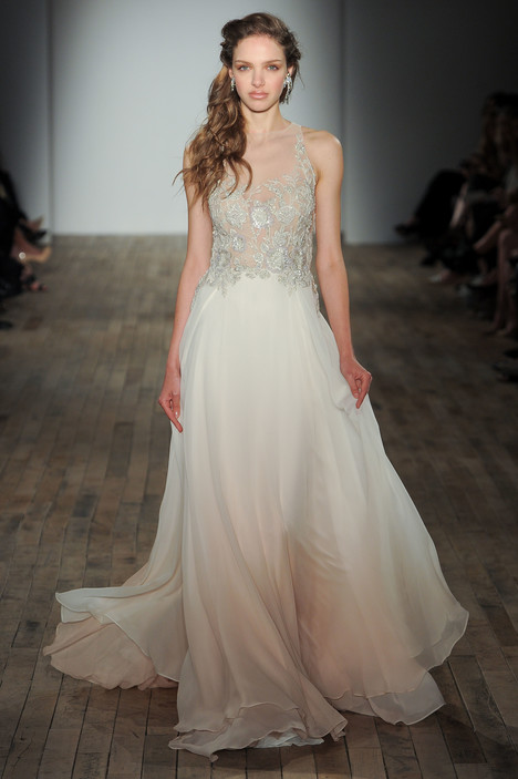 3756 Wedding dress by Lazaro