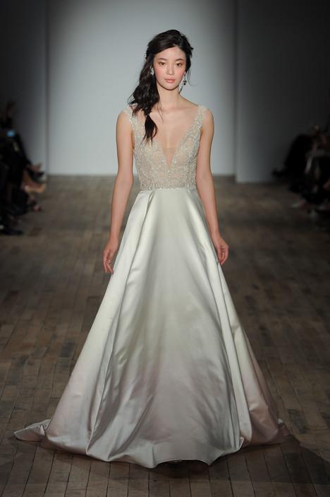3757 Wedding                                          dress by Lazaro