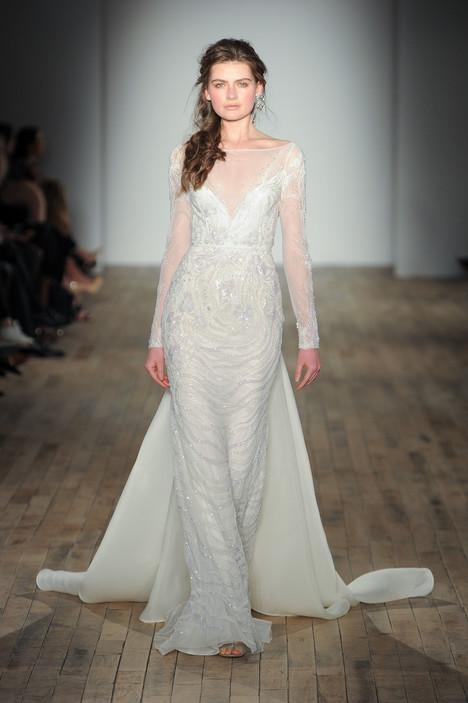3760 Wedding                                          dress by Lazaro