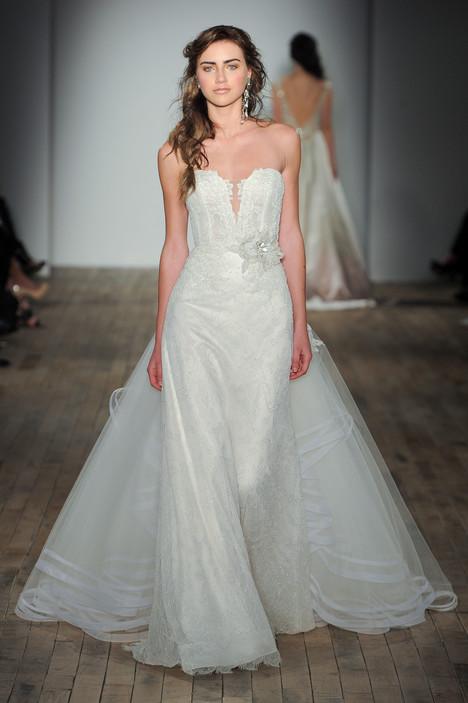 3761 Wedding                                          dress by Lazaro