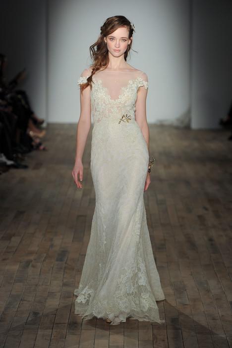 3763 Wedding                                          dress by Lazaro