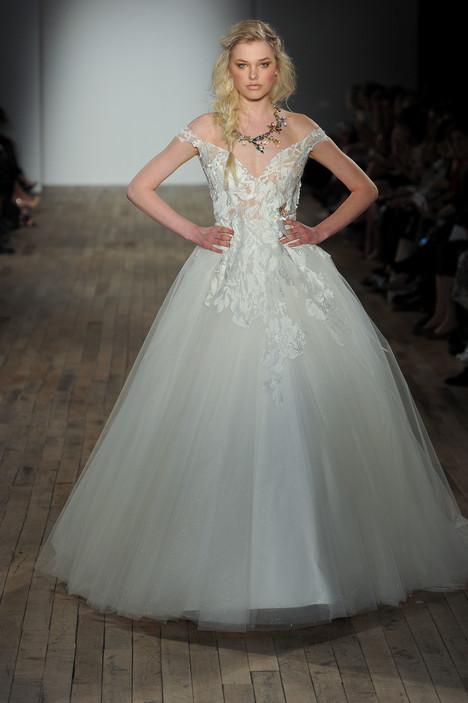 3764 Wedding                                          dress by Lazaro