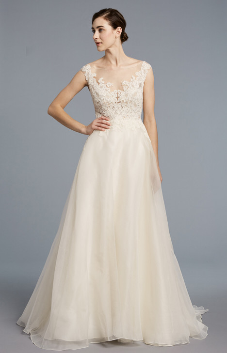 Catherine Wedding                                          dress by Anne Barge