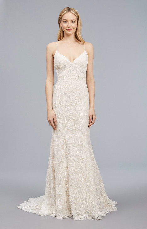 Ali Wedding                                          dress by Blue Willow by Anne Barge