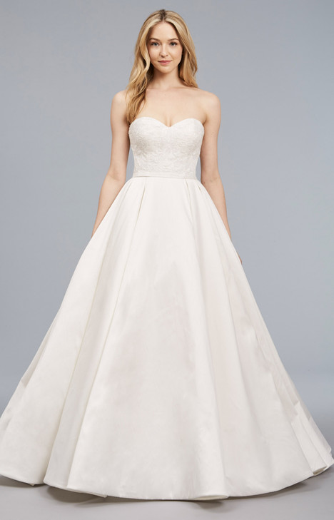 Bennett Wedding                                          dress by Blue Willow by Anne Barge