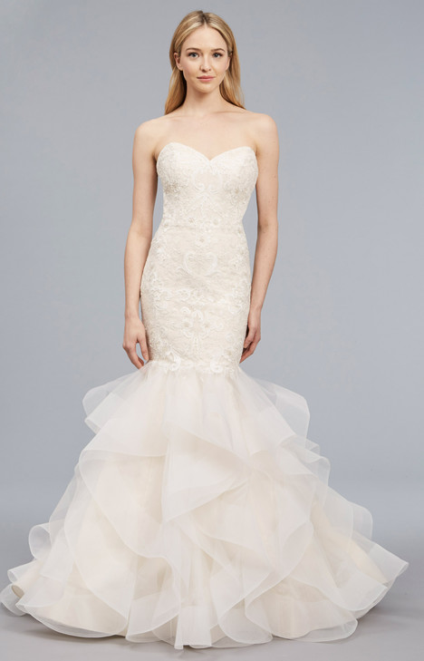 Kitt Wedding                                          dress by Blue Willow by Anne Barge