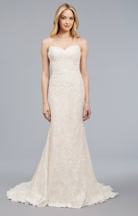 Luna Wedding                                          dress by Blue Willow by Anne Barge