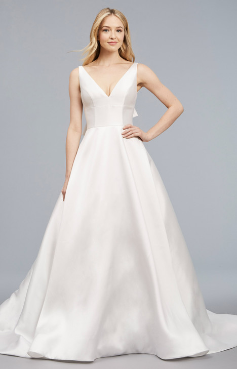 Raquel Wedding dress by Blue Willow by Anne Barge