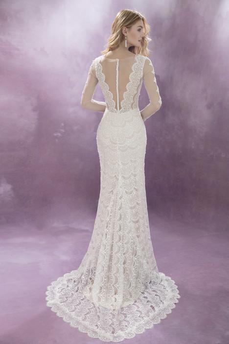 Virgo (back) Wedding                                          dress by Chic Nostalgia