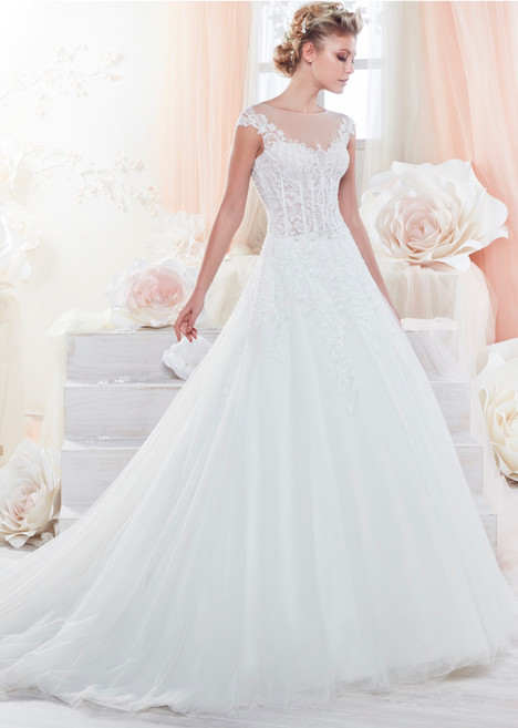 COAB18201 Wedding                                          dress by Colet